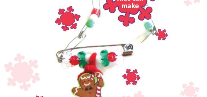 Safety Pin Necklace Parenting Special Needs Magazine