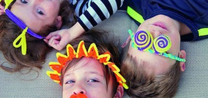 Create your own Disguises for Halloween