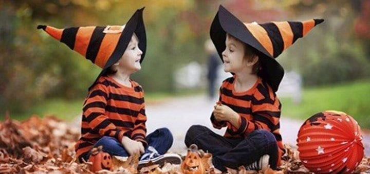 5 Ways to Help Children With Sensory Challenges Participate in Halloween Festivities