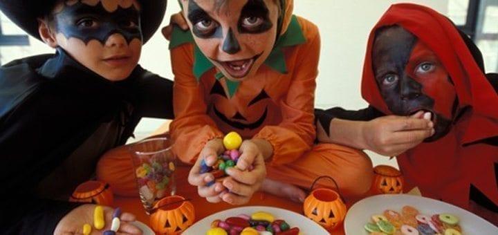 Avoid the Halloween Candy Blues