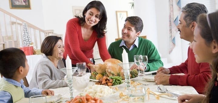 Keep the Holidays Happy: The Do's and Don'ts for Talking with Family and Friends