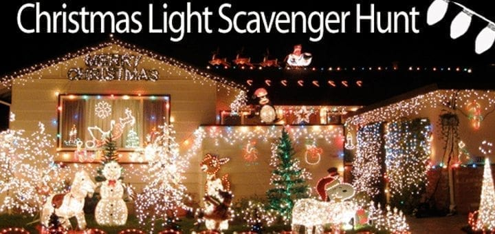 christmas light scavenger hunt parenting special needs magazine