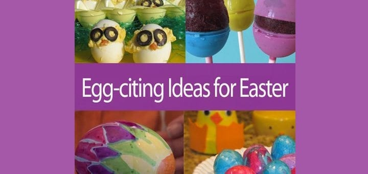 Easy and Exciting Egg Activities for Easter