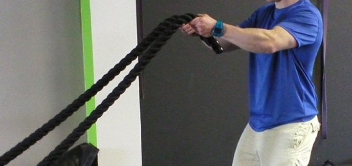 Autism Fitness Seminar With Eric >> Roping In The Fun Using Fitness Ropes With Special Needs