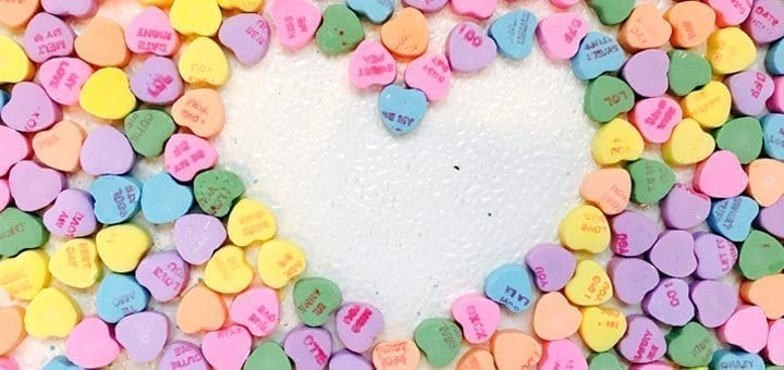 7 Speech Activities For Valentine S Day Using Conversation Hearts