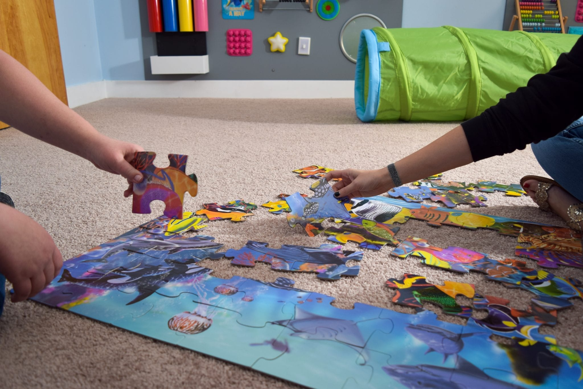 Diy Sensory Rooms On A Budget Parenting Special Needs