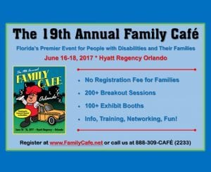 The 19th Annual Family Café
