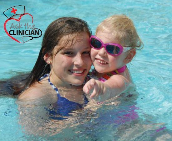 Ask the Clinician Pool Advice