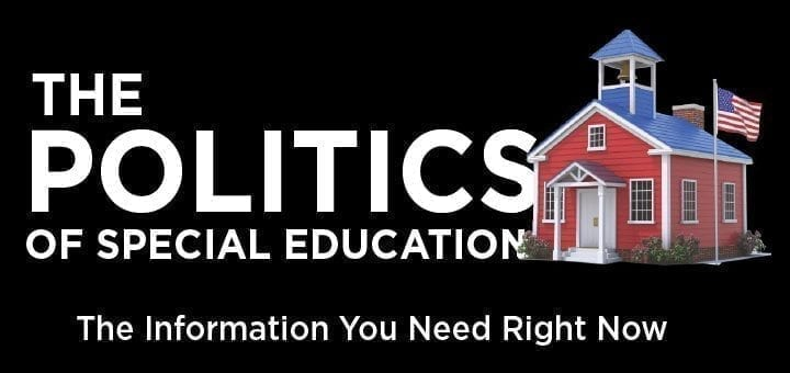 The Politics of Special Education