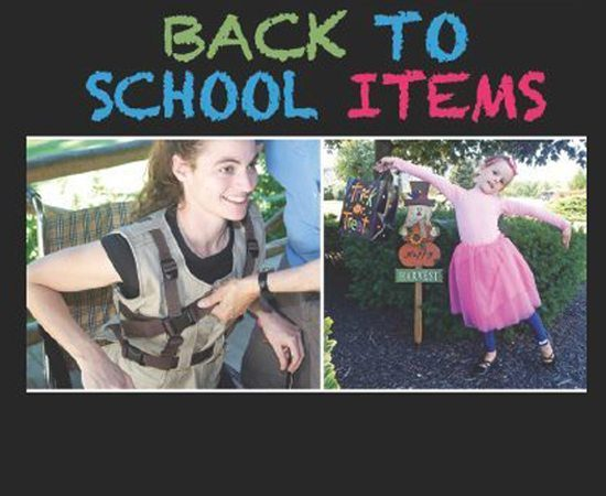 Back To School Adaptive Clothes