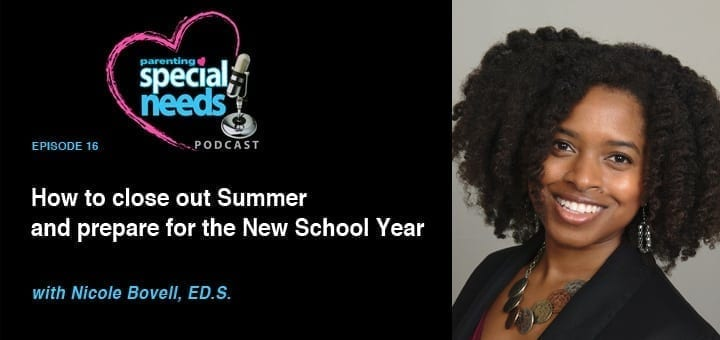 how to close out summer and prepare for the new school year