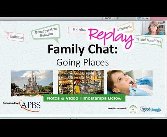 Help Going Places: Improving Community Outings with PBS