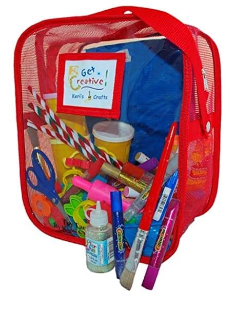 Toy Tamer Bag - Toy Storage