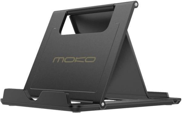 """Foldable desktop stand for devices 6-11"""""""