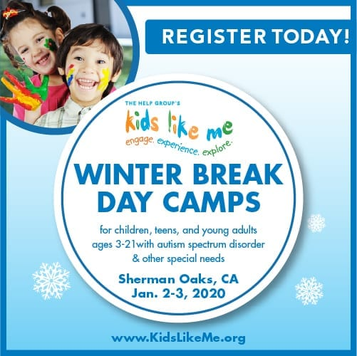 Winter Break Camps 2020.The Help Group Kids Like Me Winter Camps Parenting Special
