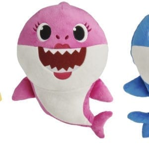 WowWee Pinkfong Baby Shark Song Puppets