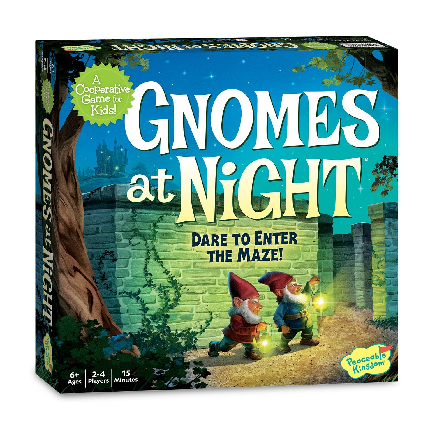 Game Play Under 7 - Gnomes at Night (2 of 3)