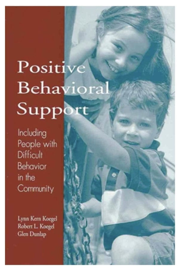 Positive Behavior Support Book GAP