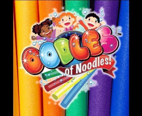 Oddles Of Noodles Hooray! Summer is Still Here!